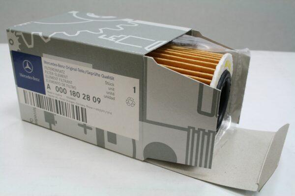 Mercedes-Benz Genuine Ts Oil Filter 0001802809