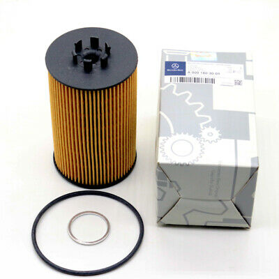 Mercedes-Benz Genuine Ts Oil Filter 0001803009