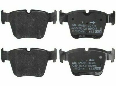 Mercedes-Benz Genuine Brake Pads 0004205900-فحمات خلفي