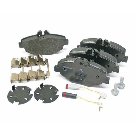 Mercedes-Benz Genuine Brake Pads 0044208720
