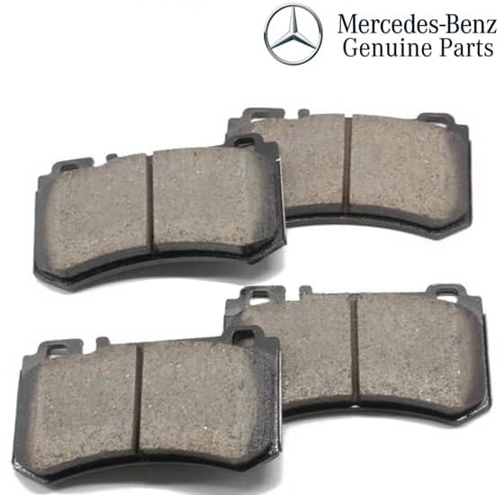 Mercedes-Benz Genuine Brake Pads 0054206720