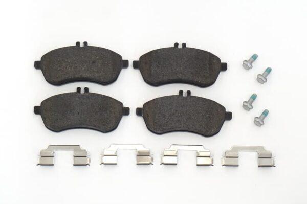 Mercedes-Benz Genuine Brake Pads 0074205620-فحمات فرامل