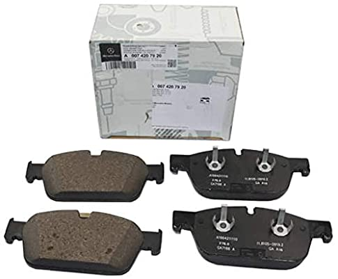 Mercedes-Benz Genuine Brake Pads 0074207920