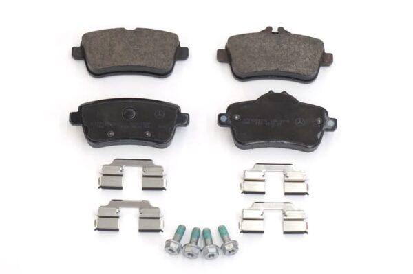 Mercedes-Benz Genuine Brake Pads 0074208320