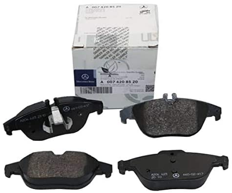 Mercedes-Benz Genuine Brake Pads 0074208520