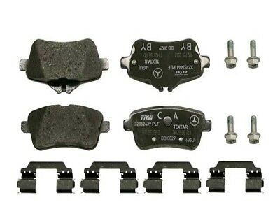 Mercedes-Benz Genuine Brake Pads 0074209020- فحمات فرامل خلفي