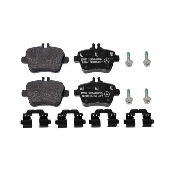 Mercedes-Benz Genuine Brake Pads 0074209520