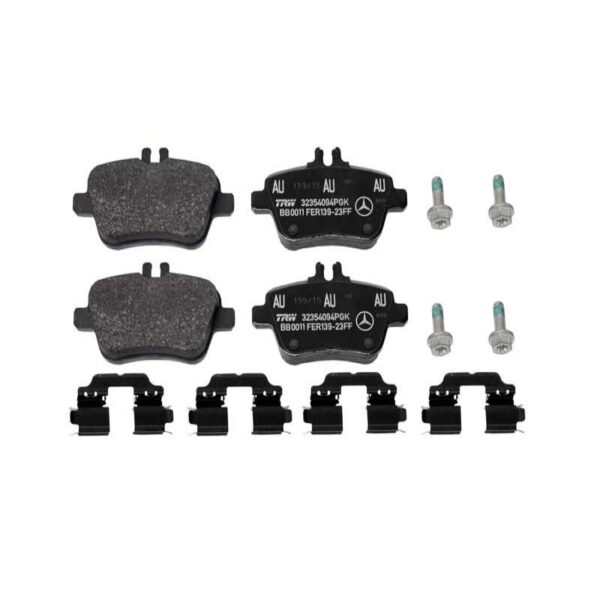 Mercedes-Benz Genuine Brake Pads 0074209520-فرامل خلفي