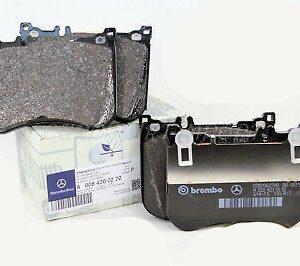 Mercedes-Benz Genuine Brake Pads 0084200220-فحمات فرامل امامي يخت
