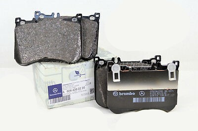 Mercedes-Benz Genuine Brake Pads 0084200220