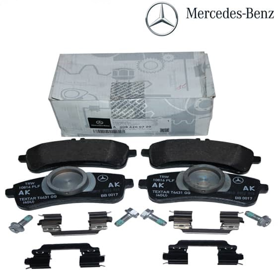 Mercedes-Benz Genuine Brake Pads 0084200720-فحمات فرامل خلفي