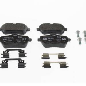 Mercedes-Benz Genuine Brake Pads 0084200820