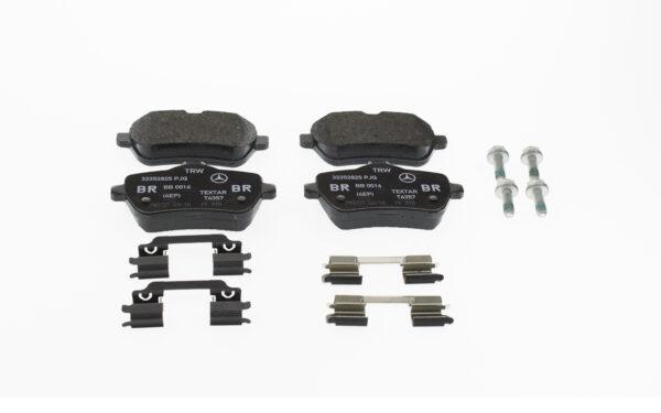 Mercedes-Benz Genuine Brake Pads 0084200820
