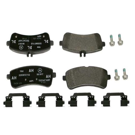 Mercedes-Benz Genuine Brake Pads 0084201120