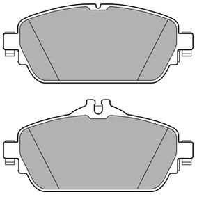 Mercedes-Benz Genuine Brake Pads 0084203720