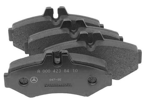 Mercedes-Benz Genuine Brake Pads 0084204320