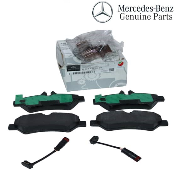 Mercedes-Benz Genuine Brake Pads 0084205120