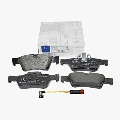 Mercedes-Benz Genuine Brake Pads 0084205320