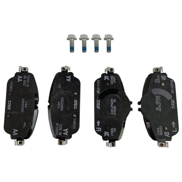 Mercedes-Benz Genuine Brake Pads 0084203720-فحمات فرامل