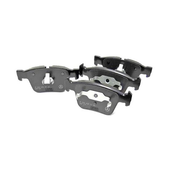 Mercedes-Benz Genuine Brake Pads 1644202420