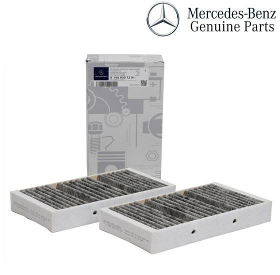 Mercedes-Benz Genuine Combination Filter 1668307201-فلتر مكيف