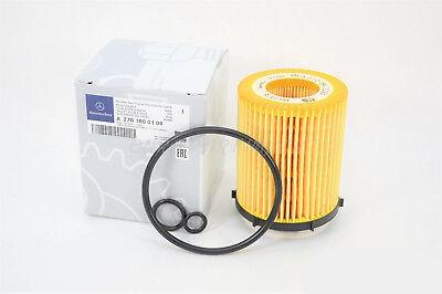 Mercedes-Benz Genuine Ts Oil Filter 2701800109