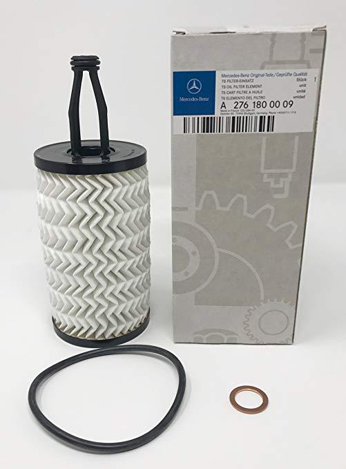 Mercedes-Benz Genuine Ts Oil Filter 2761800009