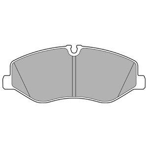Mercedes-Benz Genuine Brake Pads 4474200220