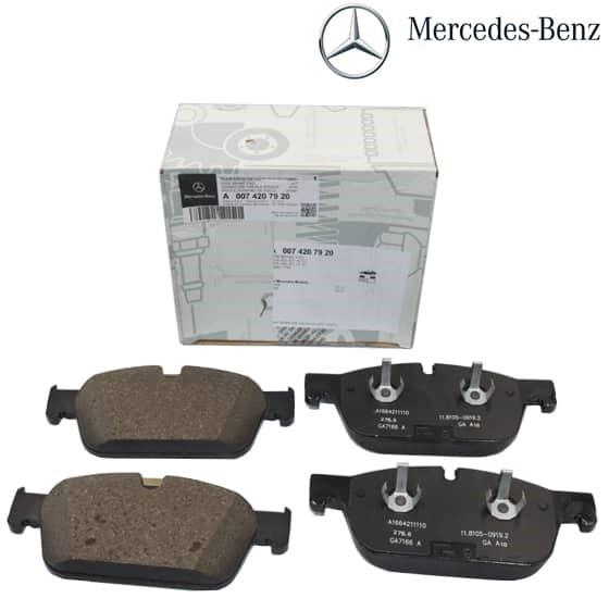 Mercedes-Benz Genuine Brake Pads 0074207920-فحمات فرامل 166