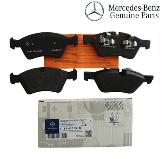 Mercedes-Benz Genuine Brake Pads 1644202220