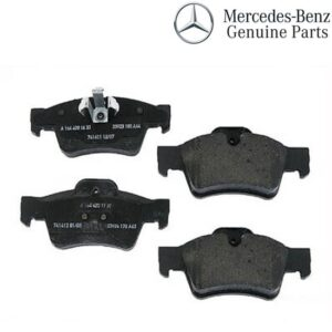 Mercedes-Benz Genuine Brake Pads 1644202520-فحمات فرامل