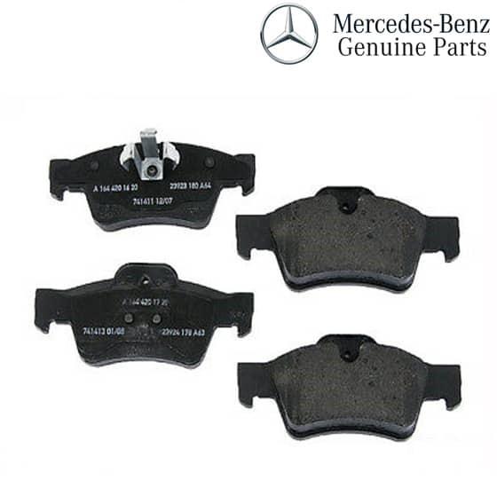 Mercedes-Benz Genuine Brake Pads 1644202520